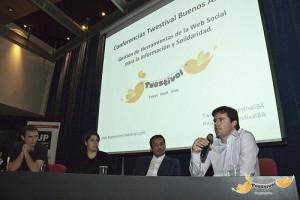 Notas desde la Mesa de RSE en el Twestival Buenos Aires
