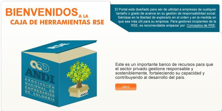 La ANDI presenta su Caja de Herramientas en RSE