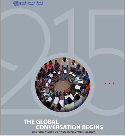 ¿Qué viene después del 2015? Un vistazo a los Objetivos de Desarrollo Sostenible