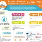 Por una sombrilla conceptual más amplia, una invitación al  Encuentro de Líderes Agentes de Cambio en México
