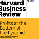 Reseña del Artículo Profits at the Bottom of the Pyramid, de Erik Simanis